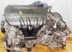 Двигатель в сборе. Mitsubishi: RVR, Delica D:5, Lancer, Outlander Двигатель 4B12