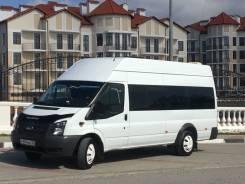 Ford Transit. 2JZ с АКПП, 26 мест, С маршрутом, работой