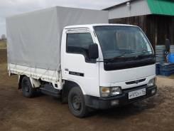 Nissan Atlas. Продам ниссан атлас 2002 г вкарасуке, 2 700куб. см., 1 500кг., 4x2
