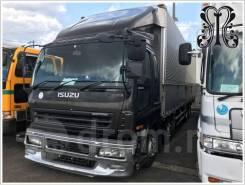 Isuzu Giga. Фургон-бабочку 15 тонн 4WD, 14 300куб. см., 15 000кг., 8x4