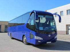 Yutong ZK6129H. Автобус 2008 года, 49 мест