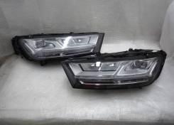 Фары Audi Q7 4m LED