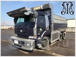 Nissan Diesel. Самосвал 4WD 20 тонн, 21 200куб. см., 20 000кг.