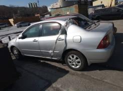 Дверь задняя левая Toyota Corolla 1NZ NZE121 в Барнауле