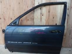 Дверь боковая передняя левая Toyota Tercel EL41