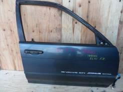 Дверь боковая передняя правая Toyota Tercel EL41