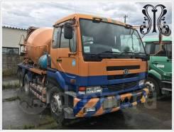 Nissan Diesel. Бетоносмеситель 4WD 5 кубов, 18 000куб. см., 5,00куб. м. Под заказ