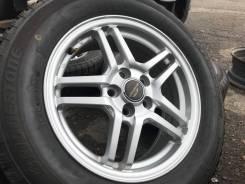 """A-Tech Schneider R15 5*100 6j et45 + 195/65R15 Bridgestone Ice partner. 6.0x15"""" 5x100.00 ET45. Под заказ"""