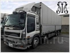 Isuzu Giga. Фургон-бабочку 4WD 15 тонн, 14 300куб. см., 15 000кг., 8x4