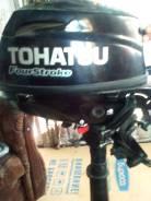Tohatsu. 2,50л.с., 4-тактный, бензиновый, нога S (381 мм), 2016 год