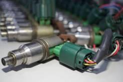 Инжектор (форсунка) зеленый, 3 контакта, время на тест 14 дней!