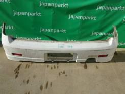 Бампер задний Nissan CUBE AZ10, CGA3(DE)