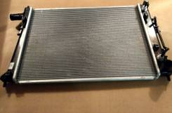 Радиатор охлаждения двигателя. Hyundai Creta