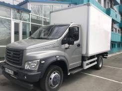 ГАЗ ГАЗон Next C41R13. ГАЗ-C41R13 Газон NEXT Изотермический фургон, 4 400куб. см., 5 000кг., 4x2