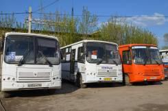 ПАЗ 3204-02. ПАЗ 3204, 55 мест