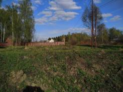 Участок в Чехове на Зеленой. 1 000кв.м., собственность, электричество