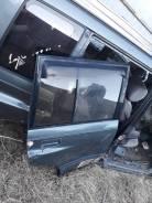 Стекло двери, правое заднее (уголок) Suzuki Escudo TD01W