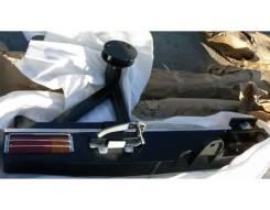 Бампер экспедиционный металлический задний Toyota Hilux Pick Up (1994-
