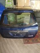Дверь багажника. Pontiac Vibe Toyota Voltz, ZZE136, ZZE137, ZZE138 1ZZFE, 2ZZGE