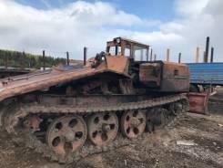 ОТЗ ТДТ-55А. Трактор гусеничный ТДТ-55А. Под заказ