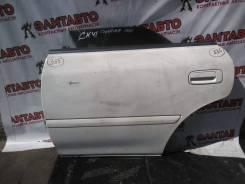 Дверь боковая задняя левая Toyota Chaser, GX100