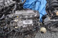 Двигатель в сборе. Daihatsu Pyzar, G311G Двигатель HDEP