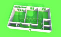 2-комнатная, улица Шилкинская 21. Третья рабочая, агентство, 51,0кв.м. План квартиры