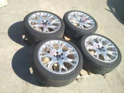 """Комплект колес Volvo bbs 8jx18h2 et49 108x5. 8.0x18"""" 5x108.00 ET49"""
