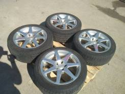 "Комплект колес Artec 8JX17H2 ET35 112X5. 8.0x17"" 5x112.00 ET35"