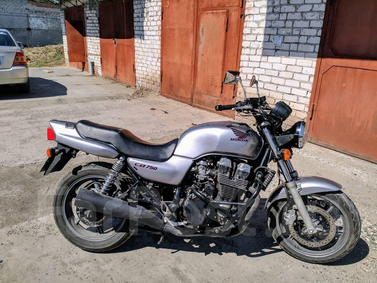 купить мотоциклы Honda Cb 750 цены на новые и бу мотоциклы