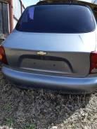 Продаю бампер задний Chevrolet Lanos