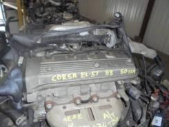 Контрактный двигатель 4e-fe 2wd в сборе