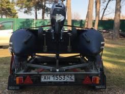 SMarine. 2013 год год, длина 3,20м., двигатель подвесной, 15,00л.с., бензин