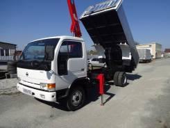 Nissan Atlas. Ниссан Атлас грузовой бортовой с манипулятором, 4 200куб. см., 4 000кг., 4x2