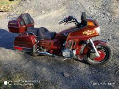Honda Gold Wing. 1 182куб. см., исправен, птс, с пробегом