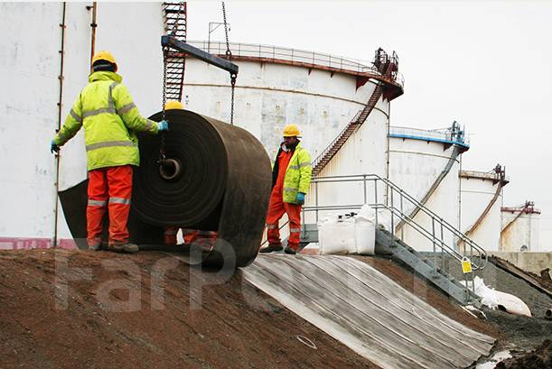 рулонный бетон цена