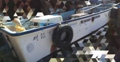 Yanmar. длина 5,10м., двигатель стационарный, дизель