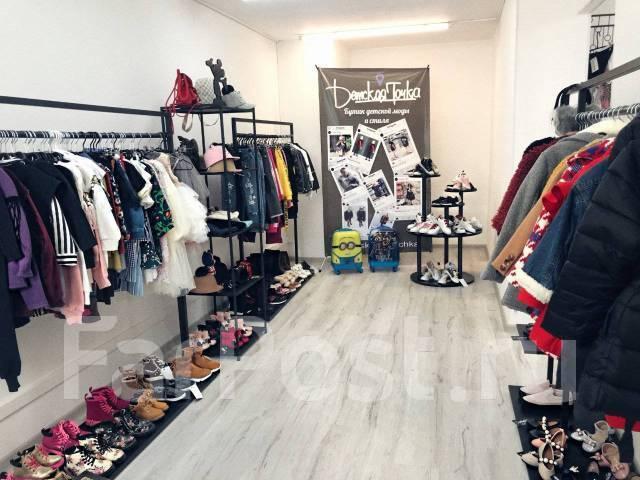 7a7cc409f3c2 Магазин одежды продажа готового бизнеса