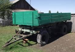 Калачинский 2ПТС-4. Телега для трактора 2птс4, 4 000кг.
