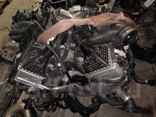 S63B44 двс мотор BMW X5M 4.4 наличие