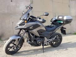 Honda NC 750X. 750куб. см., исправен, птс, с пробегом