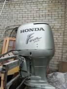 Honda. 115,00л.с., 4-тактный, бензиновый, нога L (508 мм), 2006 год