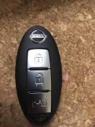 Ключ зажигания, смарт-ключ. Nissan Leaf