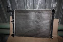 Радиатор масляный охлаждения мкпп. Kia Ceed, ED Hyundai i30