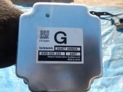 Блок управления. Nissan Leaf, AZE0, ZE0 Двигатели: EM57, EM61
