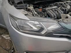 Фара передняя правая галоген Honda Fit GK3 W0349
