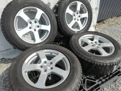 "Комплект литых дисков Rinspeed на шинах Bridgestone 235/65R17. 7.5x17"" 5x112.00 ET37"