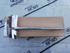 Накладка на решетку бампера. BMW X5, F15 N20B20, N47D20, N55B30, N57D30, N57D30OL, N57D30S1, N57D30TOP, N63B44
