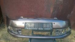 Бампер передний с Polo Sedan 6RU807221 ориг, облицовка бампера