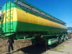 Welgro. Прицеп 90 WSL41-32 три оси зерновоз 1997, 30 000кг.